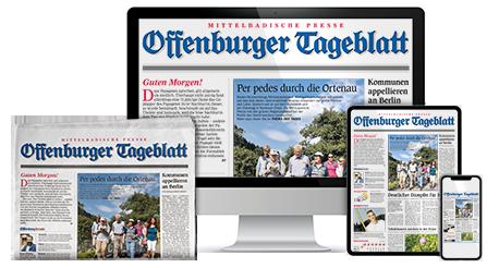 E-Paper Mittelbadische Presse